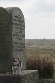 Pilgrims' Cross, Holcombe, Lancs, Sept 2014