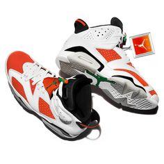pretty nice 56615 119fd Twitter Popular Sneakers, Best Sneakers, Sneakers Nike, Jordan Sneakers,  Orange And White