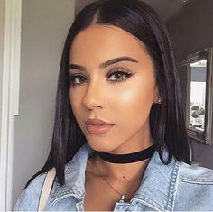 Bautiful makeup Her Instagram; @sheikhbeauty