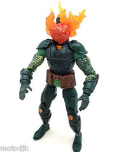 "Marvel legends 6"" action #figure jack o'lantern #spider-man #classics villain,  View more on the LINK: 	http://www.zeppy.io/product/gb/2/221991424174/"
