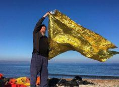 MIGRANTS - Le célèbre artiste chinois dissident Ai Weiwei a annoncé vendredi 1er janvier son intention de créer sur l'île de Lesbos, en Grèce, un mémori