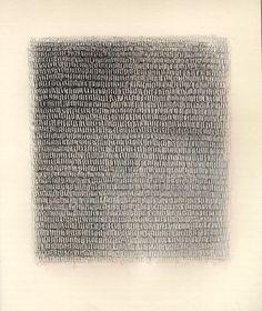 Hadi Tabatabai : Works on Paper – Sketchbook II