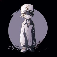 Asi seria Heiji si lo hubieran encogido