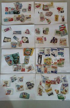 Mliečne výrobky Playing Cards, Game Cards
