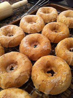 Hives in the Kitchen: Allergy Free Donuts