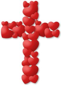 ♥I Love you Jesus with all my heart!