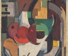 Albert Gleizes (Parigi 1881 – Avignone 1953)  Natura morta, 1916