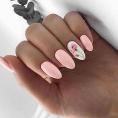 Semi-permanent varnish, false nails, patches: which manicure to choose? - My Nails Spring Nails, Summer Nails, Cute Nails, Pretty Nails, Hair And Nails, My Nails, Nail Design Video, Gel Nail Art Designs, Manicure E Pedicure
