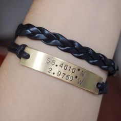 Boyfriend Anniversary Gifts, Birthday Gifts For Boyfriend, Boyfriend Gifts, Bracelets For Boyfriend, Couple Bracelets, Personalized Bracelets, Handmade Bracelets, Best Gifts For Him, Engraved Bracelet