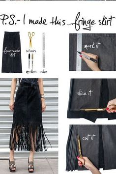 One of the best ways to get a new wardrobe without spending a lot of money is to upcycle clothing. This basically means taking old clothing pieces and making them look fresh and new again. If you're a creative and crafty person with some time on your hands, it's definitely something you should try. Why … Read More