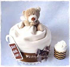 Gâteau de couches pour veiller au sommeil de toutes les petites marmottes