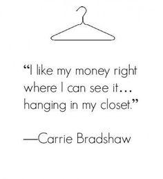 Carrie Bradshaw ☆