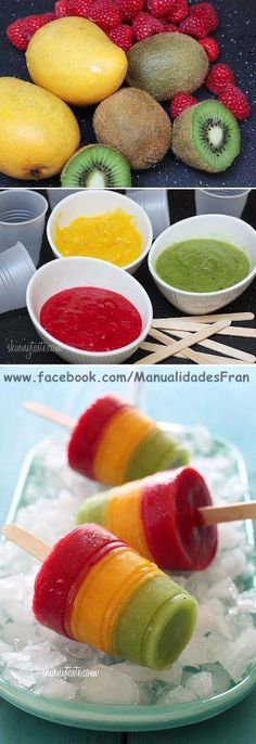DIY icelolly #inspiration