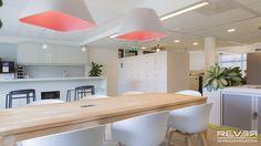 Interieurontwerp kantoor GroenWest door Rever. #hnw #hetnieuwewerken #open #ontmoeten