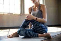 """Das neue Fitness Armand von Fitbit """"Alta HR"""" hat jetzt auch einen Herzfrequenzmesser."""