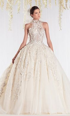 Ziad Nakad - THE WHITE REALM Bridal Collection 