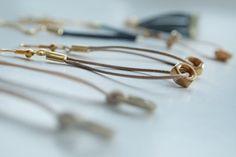 delikatne, kobiece i skandynawskie czyli wykorzystujemy śrubki na nowo .. :)  #handmade #design #scandinavian #earrings