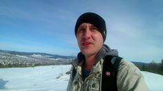 Разведка пешего зимнего пути на хребет Уреньга из Златоуста
