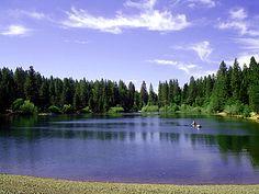 De Sabla Lake