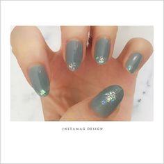 💅🏻 . #ネイル #セルフネイル #ワンカラー #シンプル #大人ネイル  #キャンメイク 新色素晴らしい♡ . #nails#nailart#nailstagram#beauty#fashion#canmake#instafashion#instagood#instalike#l4l