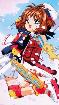 Sakura Anime, Manga Anime, Old Anime, Anime Art, Noragami Anime, Haikyuu Anime, Cardcaptor Sakura, Kero Sakura, Animes Wallpapers