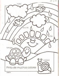 Free Coloring Page From Thaneeya McArdles Happy Campers
