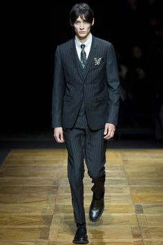 Dior Homme | Fall 2014 Menswear Collection.