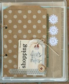 Mish Mash: Project December...embellished envelopes