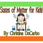 This is a HUGE science unit packed with over 13 activities, including 5 science experiments you can use to teach your students about the states of matter