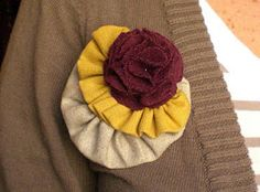 Perfect for dressing up a fall sweater!