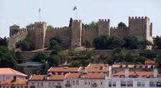Castello Sao Jorge Lisbona Portugal