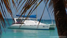 The Caribbean is at its best in Early Summer - Enjoy it aboard Catamaran EXTASEA