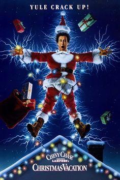 National Lampoon's Christmas Vacation ~ A must see at Christmas!