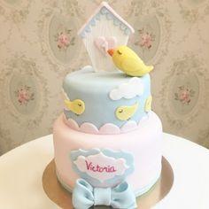 Gâteau maison de piou-piou