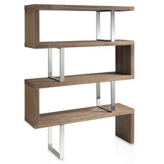 Are you looking for an Bookshelves in walnut veneered wood ? Discover on our website our new collection of Italian design modern furniture. Bookcase Wall, Etagere Bookcase, Bookshelves, Walnut Veneer, Wood Veneer, Massive Holzregale, Contemporary Bookcase, Solid Wood Shelves, Adjustable Shelving