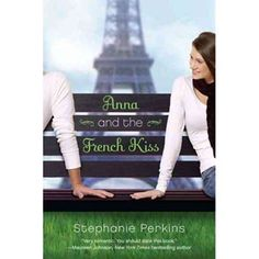 Anna and the French Kiss by Stephanie Perkins: There ARE good romance novels out there. Oh how I loved the wit and heart of this book. Kiss Books, Ya Books, Great Books, Books To Read, Teen Books, Love Book, This Book, Book 1, Anna And The French Kiss