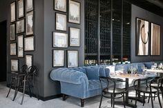 Hotel Adriatic - Picture gallery #architecture #interiordesign #hotel #restaurant