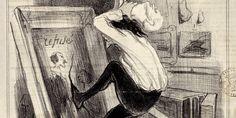 """Mostra """"Honoré Daumier: attualità e varietà"""" al Museo di Villa dei Cedri di Bellinzona"""