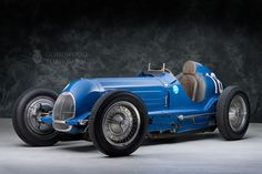 The Bugatti Type 59/50 BIII may have struggled to finish any races, but it will quickly win your heart ...