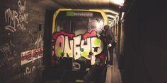"""Graffiti-DVD von """"1UP"""": Wie zum Teufel haben die es geschafft? - taz.de"""
