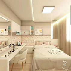Childrens-room – Best Home Decoration Room Design Bedroom, Girl Bedroom Designs, Room Ideas Bedroom, Home Room Design, Small Room Bedroom, Bedroom Decor, Teen Bedroom, Cute Room Decor, Aesthetic Room Decor