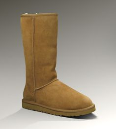 UGG Tall Classic 5815 Chestnut Boots.. I still want some of these!