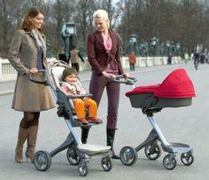 Stokke Xplory – O mais badalado carrinho de bebê do mundo | Blog Petit Ninos