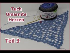 So beautiful!!!YouTube Knitted Shawls, Crochet Scarves, Crochet Shawl, Easy Crochet, Crochet Stitches, Knit Crochet, Shawl Patterns, Crochet Patterns, Crochet Doll Clothes