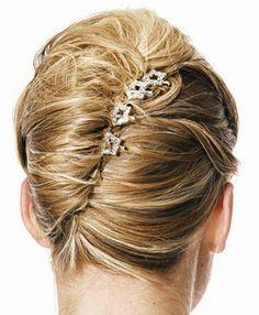 penteados cabelos curtos - Pesquisa Google