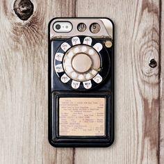 Ye Old iPhone Kitsch Cover | dotandbo.com