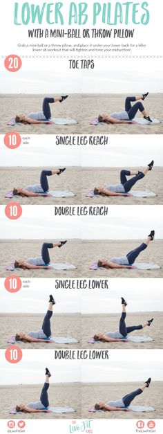 My Go-To Ab Workout For Lazy Days