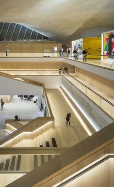 Galeria de Novo Museu de Design de Londres pelas lentes de Luc Boegly & Sergio Grazia - 25