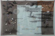 Le territoire des sens: Broderie et couture / Embroidery and seam