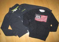* * * U.S.POLO ASSN. Pullover+Sweatjacke, Gr.4 * * * Pullover Sweaters, Polo, Polo Shirt, Tee Shirt